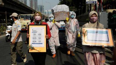 Photo of Mutated coronavirus strain found in Indonesia as cases jump