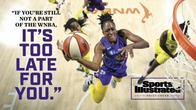 Photo of Los Angeles Sparks' Nneka Ogwumike is a WNBPA president for the people