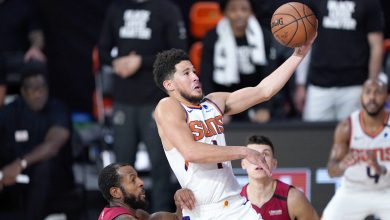 Photo of Devin Booker: Suns guard puts NBA on notice in bubble