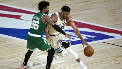 Photo of Marcus Smart calls out refs on Giannis foul, Cardinals outbreak worsens