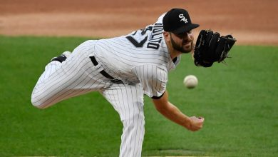 Photo of White Sox's Lucas Giolito throws first no-hitter of MLB season