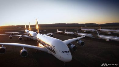 Photo of COVID-19 grounded thousands of planes. Here's what happens to them