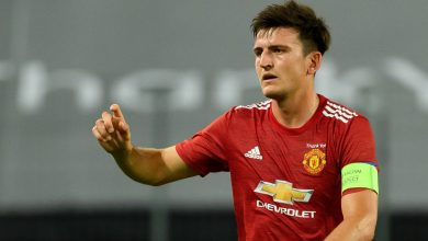 Photo of Harry Maguire: Man United captain back from Greece, faces charges