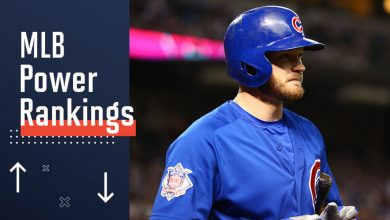 Photo of MLB power rankings: Cubs surge while Astros sink