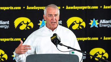 Photo of Iowa cuts four sports, shows cruel side of NCAA athletics