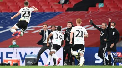 Photo of Joe Bryan goal video: Fulham promoted on extra-time stunners