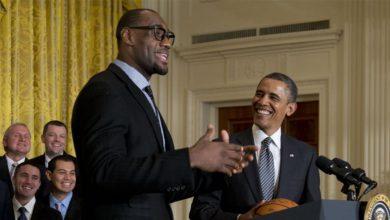 Photo of LeBron James consulted Barack Obama for advice on NBA return