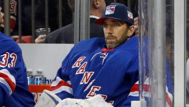Photo of Henrik Lundqvist's Rangers Future Is in Doubt After Elimination