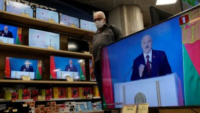 Photo of For Belarus Leader, a Fading Aura of Invincibility