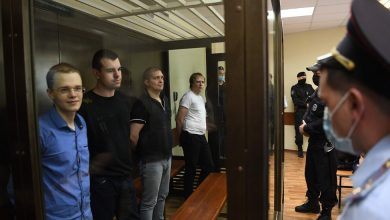 Photo of Chat Group Becomes Target of Moscow's Wrath as Security Crackdown Widens