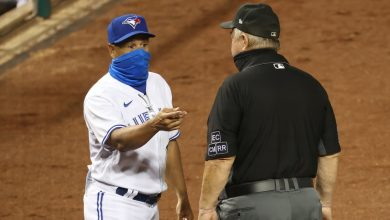 Photo of Blue Jays make pitching change blunder with ineligible reliever