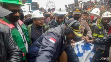 Photo of Huge Indonesia mine resumes operations after lockdown protest