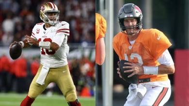Photo of Fantasy Football Rankings: Tom Brady or Jimmy Garoppolo at QB?