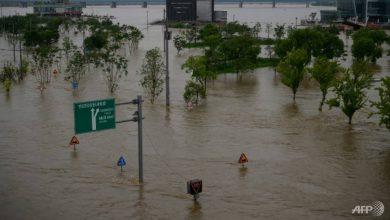 Photo of North Korea on flood alert as heavy rain kills 16 in South