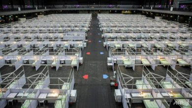 Photo of Hong Kong opens makeshift hospital for COVID-19 patients