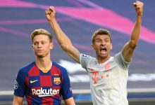 Photo of Muller: Bayern rout of Barcelona greater than Germany's of Brazil
