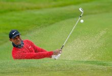 Photo of Tiger Woods finishes PGA Championship with 67, finishes -1