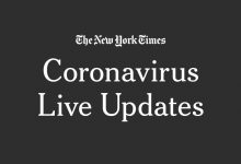 Photo of Covid-19 News: Live Updates – The New York Times