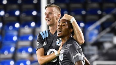 Photo of MLS is Back scores: Minnesota beats San Jose 4-1 to advance to semifinals
