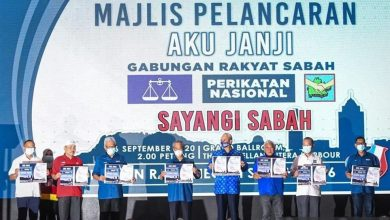 Photo of Sabah state election: PM Muhyiddin unveils 'I promise' manifesto to extend more aid amid COVID-19