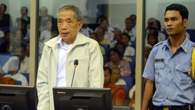 Photo of Duch, Prison Chief Who Slaughtered for the Khmer Rouge, Is Dead at 77