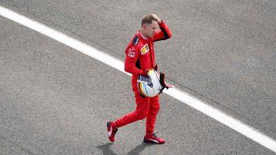 Photo of Sebastian Vettel Looks Beyond Ferrari