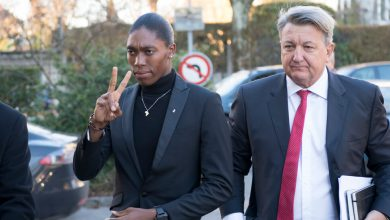 Photo of Track's Caster Semenya Loses Appeal to Defend 800-Meter Title