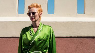 Photo of Tilda Swinton Has Made the 'Ultimate Lockdown Film'