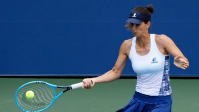 Photo of Pironkova Surprises Even Herself in Her Return at the U.S. Open