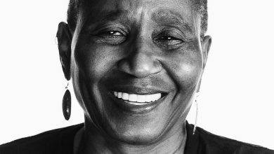 Photo of Michele Roberts Helped Put 'Black Lives Matter' on N.B.A. Courts
