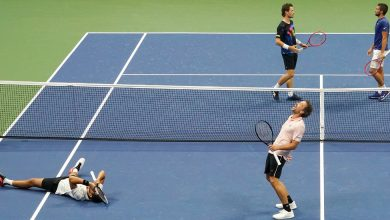 Photo of For the Men's Doubles Champs, One Constant Holds: 'A Grand Slam Is a Grand Slam'