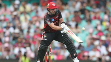 Photo of Aaron Finch: BBL jump from 10 to 14 games was 'too drastic'