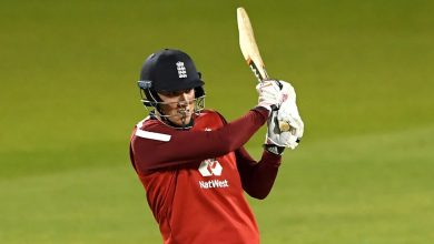 Photo of Tom Banton zooms up T20I batsmen's rankings after solid run against Pakistan