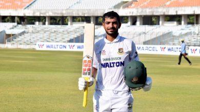 Photo of Bangladesh batsman Saif Hassan tests positive for Covid-19