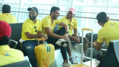 Photo of IPL 2020 – Deepak Chahar rejoins Chennai Super Kings squad after recovering from Covid-19
