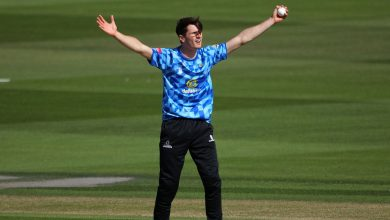 Photo of Vitality T20 Blast – George Garton four-for, match-winning blitz as Sussex stay on track