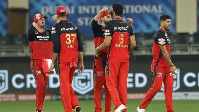 Photo of Recent Match Report – Royal Challengers Bangalore vs Sunrisers Hyderabad 3rd Match 2020