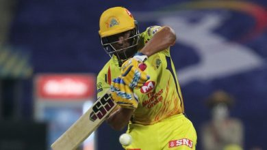 Photo of IPL 2020 – Hamstring niggle likely to keep Ambati Rayudu out for one more CSK game