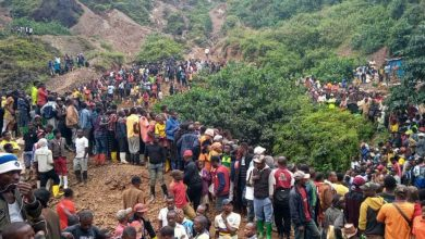 Photo of More Than 50 Dead After Gold Mines Collapsed in Eastern Congo