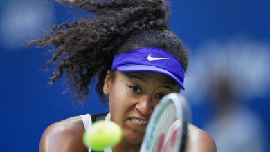 Photo of Naomi Osaka, While Rallying for Social Justice, Wins U.S. Open Title