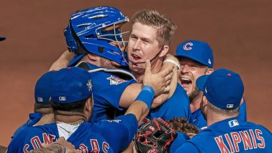 Photo of Cubs' Alec Mills Throws a No-Hitter Against the Brewers