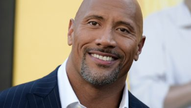 Photo of Hollywood: Dwayne Johnson tears down gate with bare hands