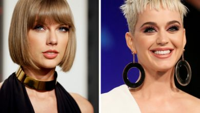 Photo of Taylor Swift sends Katy Perry's baby girl an adorable gift