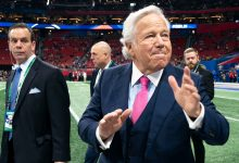 Photo of Robert Kraft, After Long Fight, Has Solicitation Case Dismissed