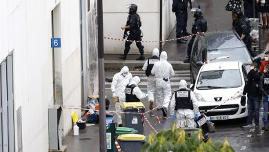 Photo of Paris Suspect Said Attack Was Aimed at Paper That Mocked Islam's Prophet