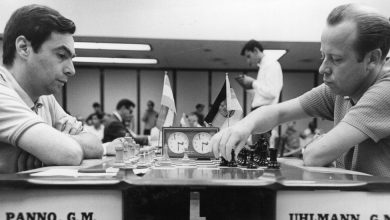 Photo of Wolfgang Uhlmann, East Germany's Top Chess Player, Dies at 85