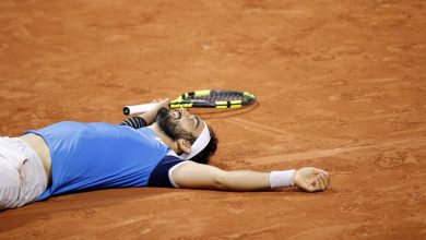 Photo of With No Last-Set Tiebreaker, French Open Match Lasts More Than Six Hours