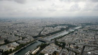 Photo of Large Boom Rattles an Already Anxious Paris