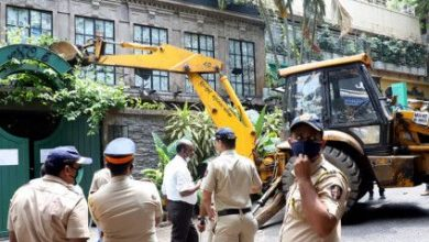 Photo of Pictures: Bombay High Court stays BMC demolition drive at Kangana Ranaut's property
