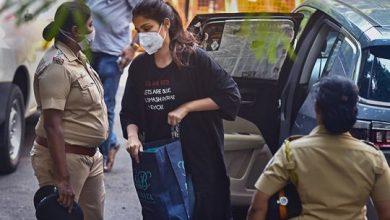 Photo of Bollywood actor Sushant Singh Rajput case: Rhea Chakraborty arrested, bail denied